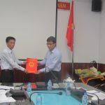 Ông Đỗ Minh Quang nhận nhiệm vụ kiểm soát viên chuyên trách VRG