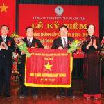 Đảng bộ Cao su Kon Tum: Lãnh đạo công ty phát triển bền vững