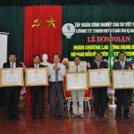 Cao su Quảng Nam: Góp phần chuyển dịch cơ cấu cây trồng địa phương