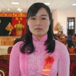 Trần Thị Thủy - Nữ công nhân 2 giỏi tiêu biểu