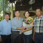 Bóng chuyền nữ Tập đoàn Cao su - Bình Phước gặp nhiều đối thủ mạnh