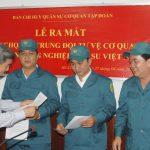 Thành lập Ban chỉ huy Quân sự Cơ quan VRG