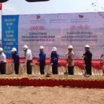 VRG xây dựng nhà ở cho thanh niên biên giới Lào - Việt