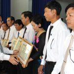 Cao su Bà Rịa: Chú trọng khen thưởng cá nhân trực tiếp sản xuất