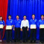 Đoàn Thanh niên Cao su Phước Hòa: Khen thưởng 7 tập thể và 11 cá nhân