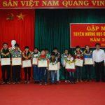 Cao su Mang Yang tuyên dương 93 HS - SV xuất sắc
