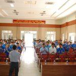 Đoàn thanh niên VRG: Tập huấn công tác Đoàn cho 13 đơn vị