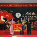 Cao su Đồng Nai kỷ niệm 40 năm thành lập