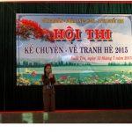 Đoàn TN Cao su Đồng Nai tổ chức thi kể chuyện - vẽ tranh hè 2015