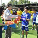 Khai mạc giải bóng đá Cúp Geru Star lần thứ 4