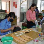 55 công nhân Geru Star được nâng bậc lương