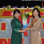 Đồng chí Vũ Thị Mỹ Lệ trúng cử Bí thư Đảng ủy TCT Cao su Đồng Nai