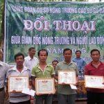 Cao su Tây Ninh: Đối thoại với người lao động