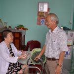 Công đoàn Cao su Tây Ninh: Tặng quà 30 thương binh, gia đình liệt sỹ