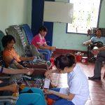 Cao su Krông Buk: Gần 160 người lao động hiến máu nhân đạo