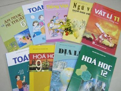 Thu gom sách giáo khoa cũ để sử dụng lại nhằm tránh lãng phí