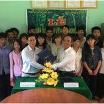 Trường Cao đẳng CN Cao su: Bàn giao sinh viên tốt nghiệp cho một DN