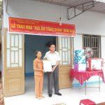 Cao su Bà Rịa trao nhà Mái ấm Công đoàn