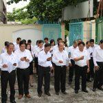 Công đoàn Cao su VN ủng hộ 200 triệu đồng cho đồng bào bị lũ lụt