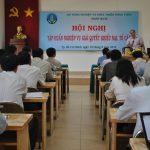 Hơn 60 đại biểu tập huấn nghiệp vụ giải quyết khiếu nại tố cáo