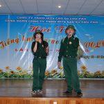 Cao su Chư Păh thi karaoke mừng Quốc khánh