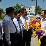 Chủ tịch nước Trương Tấn Sang: Việc phát triển cao su tại các huyện miền núi Nghệ An có ý nghĩa rất...