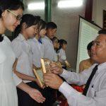 Cao su Đồng Nai thưởng mỗi học sinh đậu đại học 1 triệu đồng