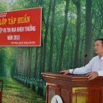 Cao su Lộc Ninh tập huấn nghiệp vụ thi đua khen thưởng