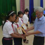 Cao su Đồng Phú tuyên dương 173 học sinh, sinh viên xuất sắc