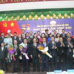 Đ/c Lê Thanh Hưng đắc cử chức vụ Bí thư Đảng ủy Cao su Dầu Tiếng