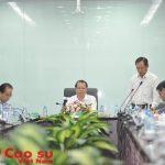 Video Clip Phó Thủ tướng Chính phủ Vũ Văn Ninh thăm và làm việc với VRG