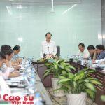 Phó Thủ tướng Vũ Văn Ninh thăm và làm việc với VRG