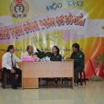 Hội thi Chủ tịch CĐ giỏi Cao su Đồng Nai: 2 kỷ lục ấn tượng