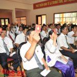 Cao su Lộc Ninh: 107 Đảng viên được bồi dưỡng kiến thức về Đảng