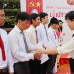 Công ty CP Đầu tư Phát triển Cao su Nghệ An: Kết nạp cùng lúc 35 Đảng viên mới