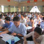 Tập huấn 270 cán bộ Công đoàn Cao su Phước Hòa