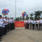 Dây chuyền 2 MDF VRG Quảng Trị: Công trình chào mừng 2 Đại hội Đảng