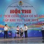 Video Clip Hội thi Chủ tịch Công đoàn cơ sở giỏi