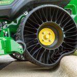 Ứng dụng mới về cao su và lốp xe
