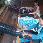 Truyền dạy nghề dệt thổ cẩm của người Jrai