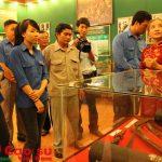 Công đoàn Cơ quan CĐ CSVN tổ chức cho con CBCNV tìm hiểu truyền thống ngành