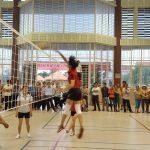 Cao su Bình Thuận: Tổ chức giải bóng chuyền nữ 20/10