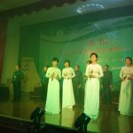Các tiết mục đạt giải Hội thi Tiếng hát CN cao su KV II (phần II)