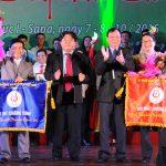 Công ty CP TM DV & Du lịch cao su đạt giải nhất chương trình