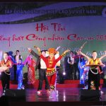 Khai mạc Hội thi Tiếng hát CN cao su khu vực 1