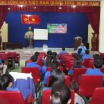 Đoàn TN Cao su Tân Biên tổ chức tọa đàm Nhớ về Bác