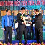 TGĐ Trần Ngọc Thuận chúc mừng Ngày Doanh nhân VN 13/10