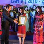 Đồng chí Trần Ngọc Thuận chúc mừng Ngày Phụ nữ VN 20/10