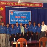 Đoàn TN Bà Rịa Kampong Thom tổ chức Đại hội lần I
