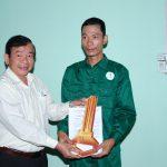 Trao nhà tình nghĩa cho Bàn tay vàng ngành cao su 2014